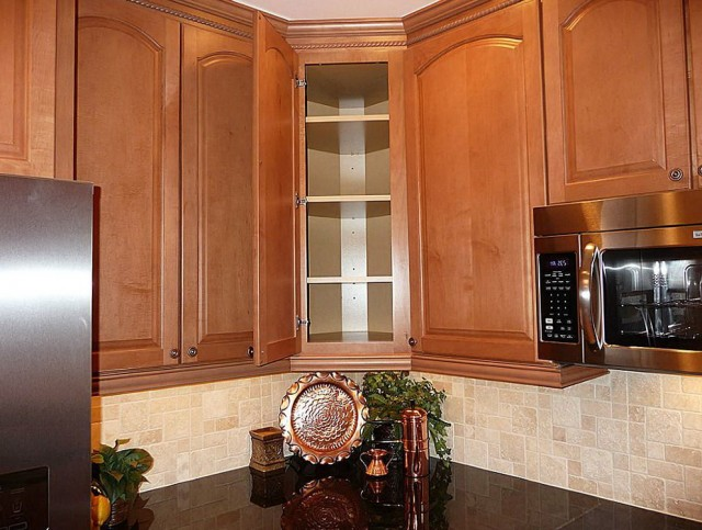 Tall Corner Pantry Cabinet