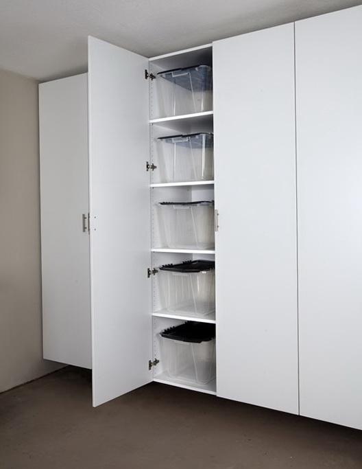 Tall Garage Storage Cabinets