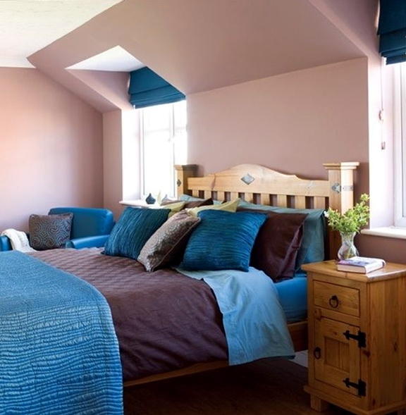 Teal Bedroom Ideas Pinterest