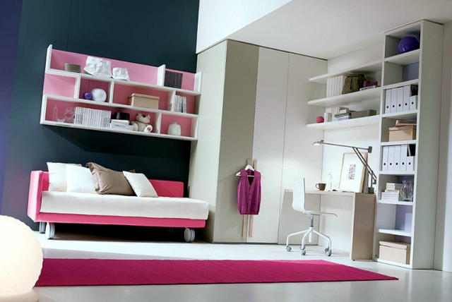 Teenage Girl Bedrooms Designs