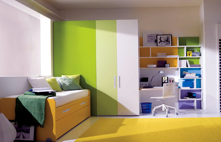 Teenage Girl Bedrooms Ideas
