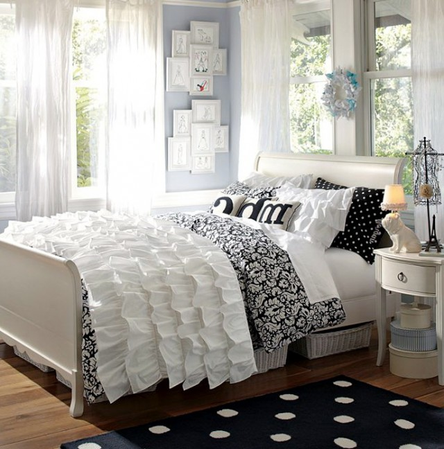 Teenage Girl Bedrooms Pinterest