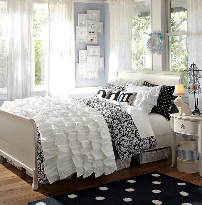 Teenage Girl Bedrooms Pinterest