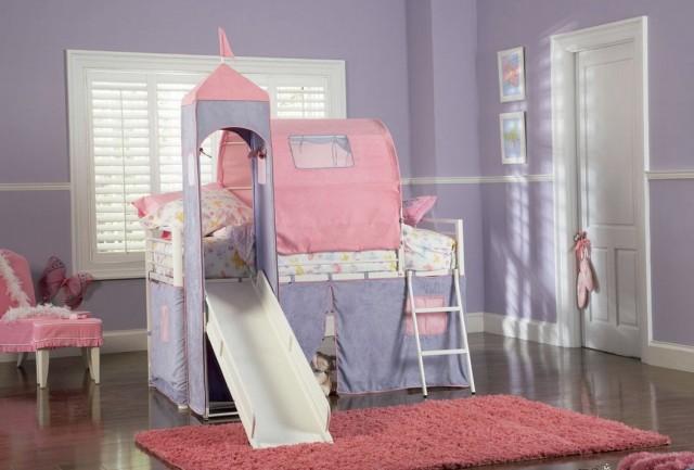 Teenage Girl Bunk Beds