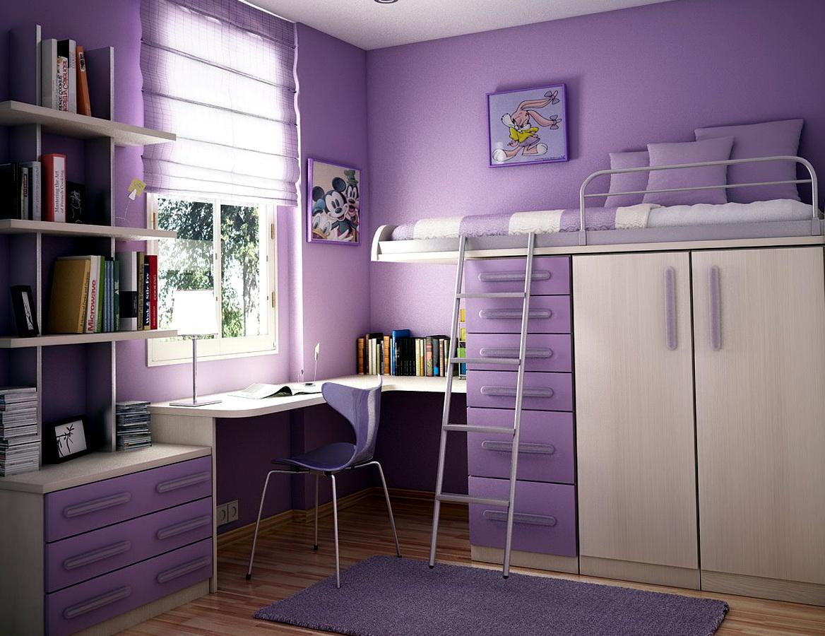 Teenage Girls Bedroom Furniture Sets