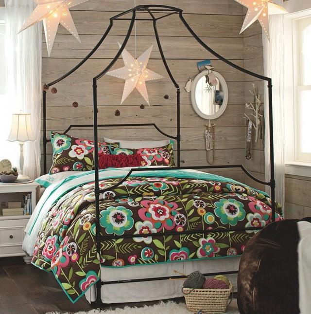 Teenage Girls Canopy Beds