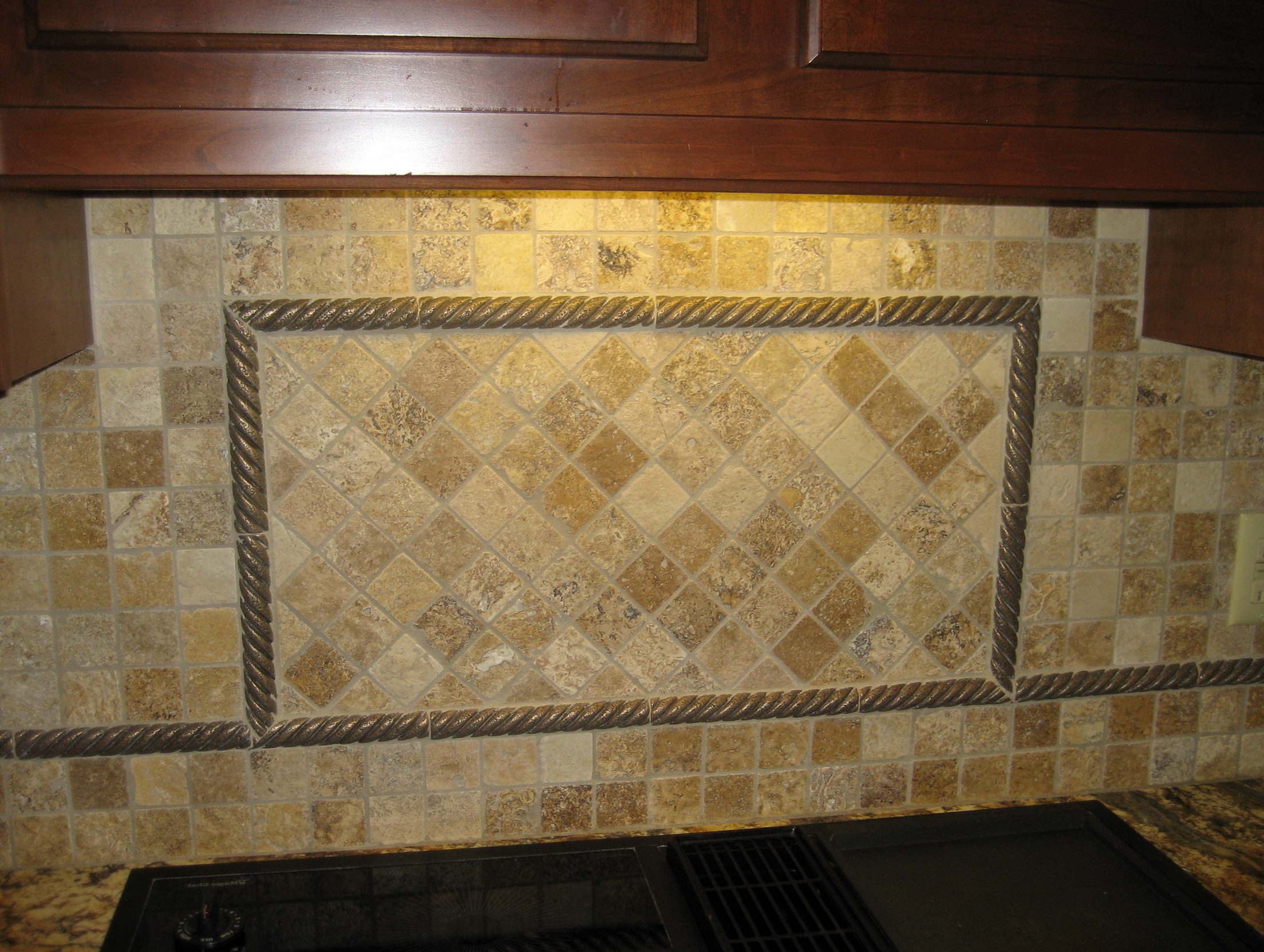 Tile Kitchen Backsplash Photos