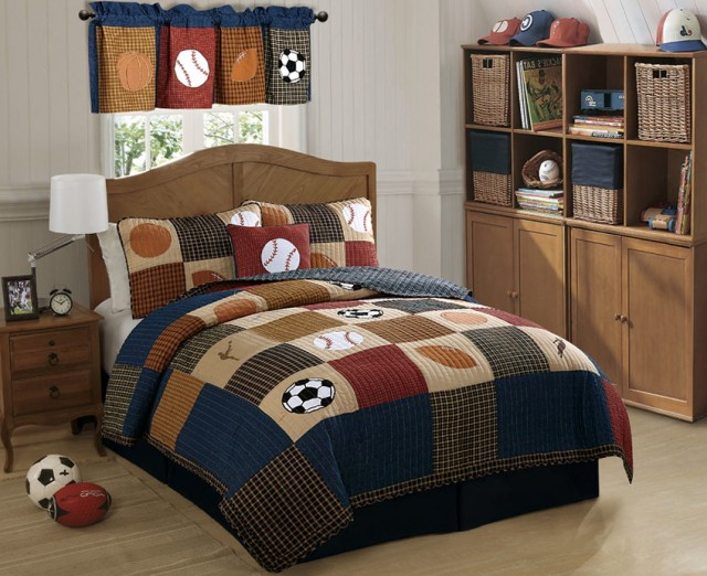 Toddler Bedding Sets For Boys Sports
