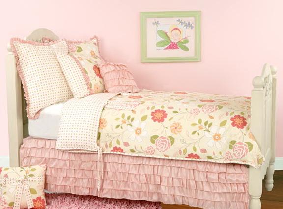 Toddler Girl Bedding Full