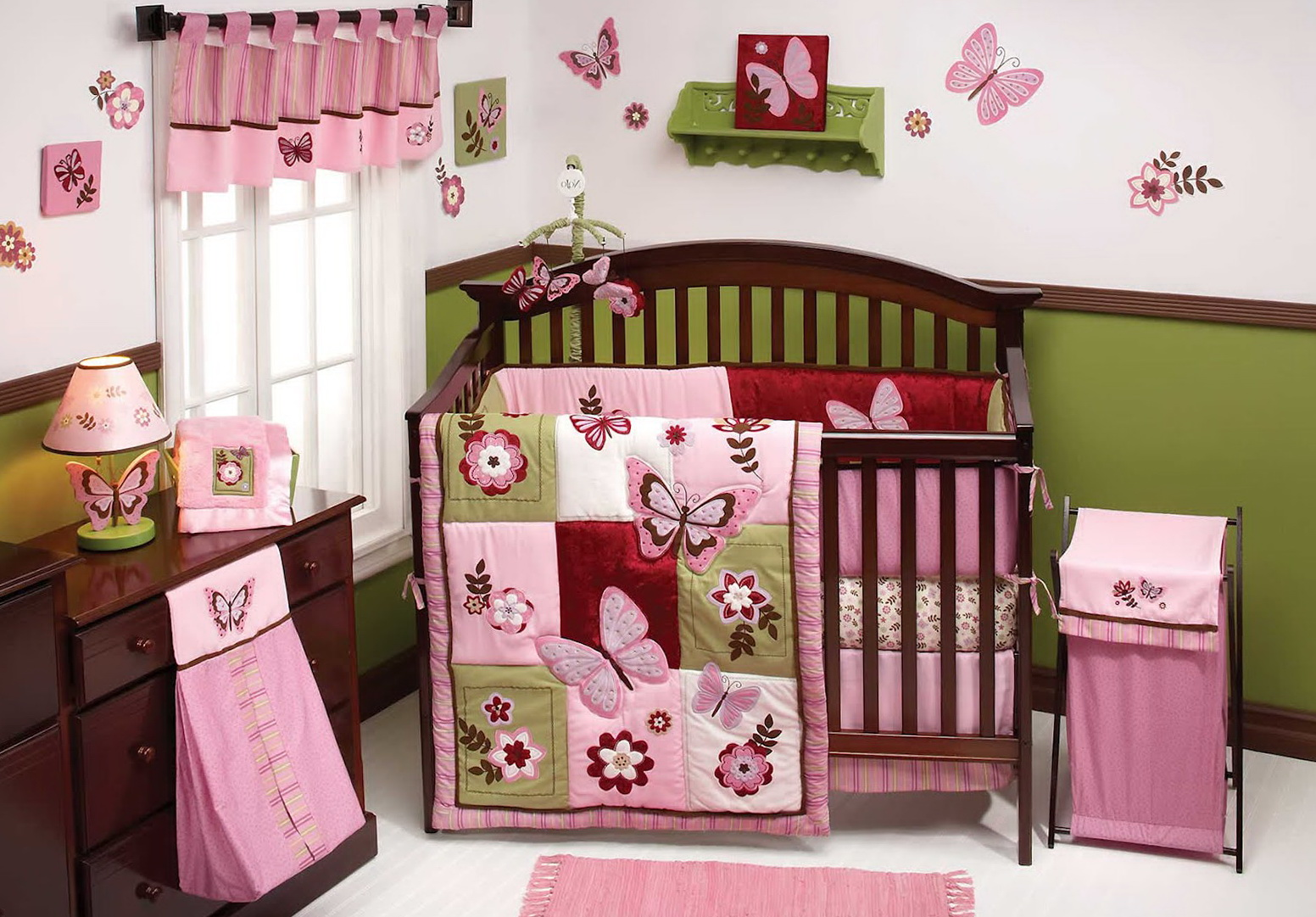 Toddler Girl Bedding Sets Full