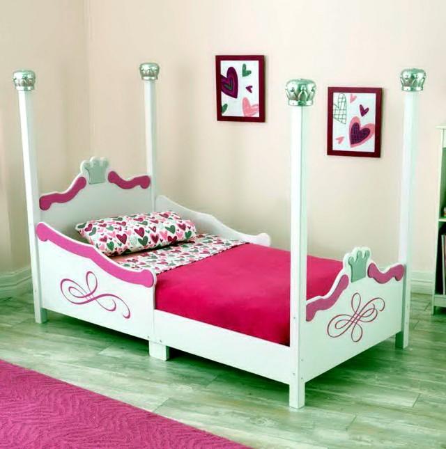 Toddler Princess Bedroom Set
