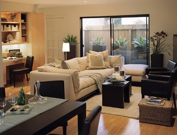 Townhouse Decorating Ideas For Living Rooms