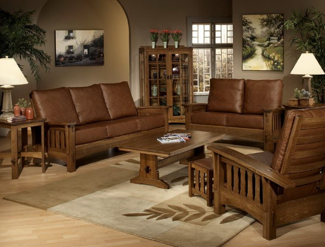 Traditional Living Room Furniture Design