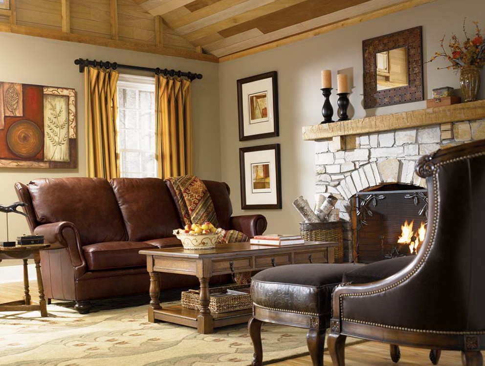 Traditional Living Rooms 2014
