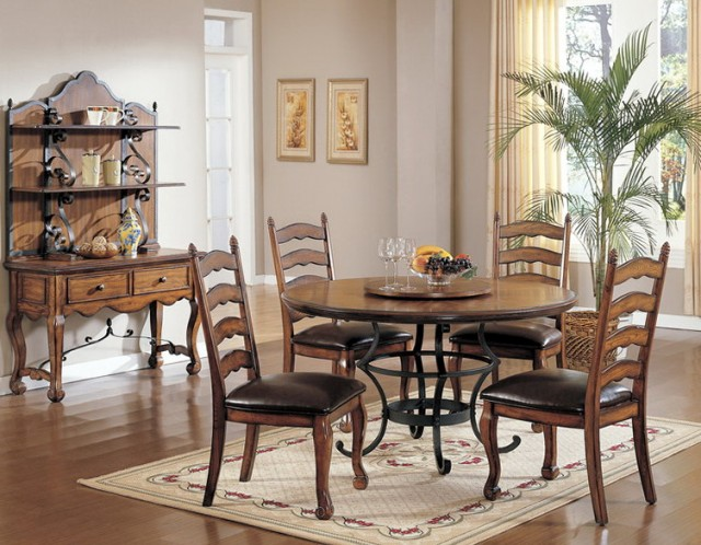 Tuscan Kitchen Tables Sets
