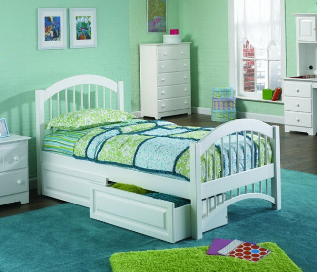 Twin Beds For Girls On Sale