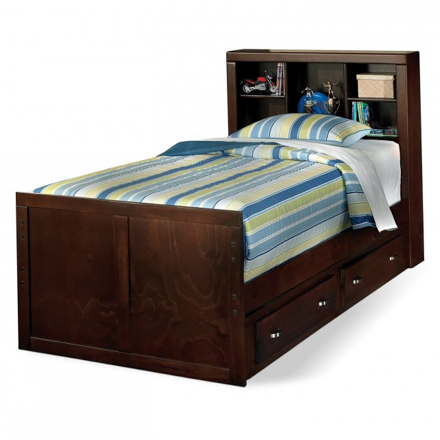 Twin Beds With Storage Drawers
