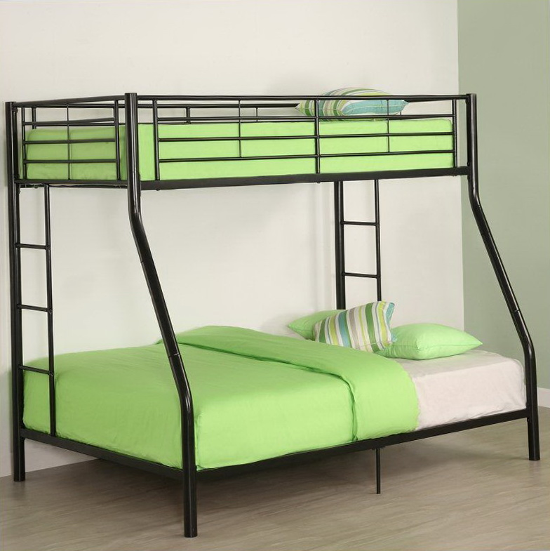 Twin Full Bunk Bed Metal