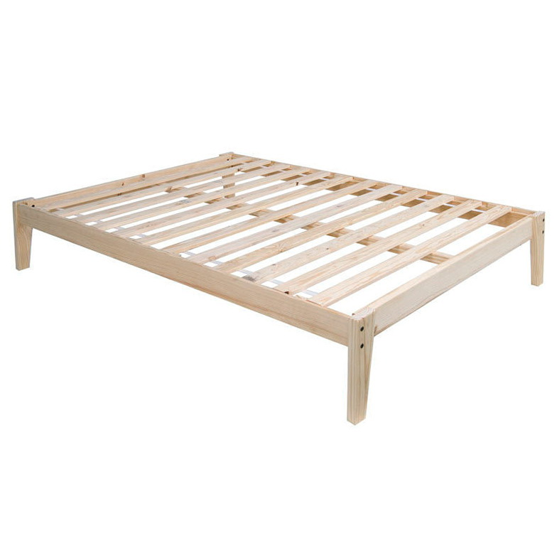 Twin Platform Bed Frame Wood