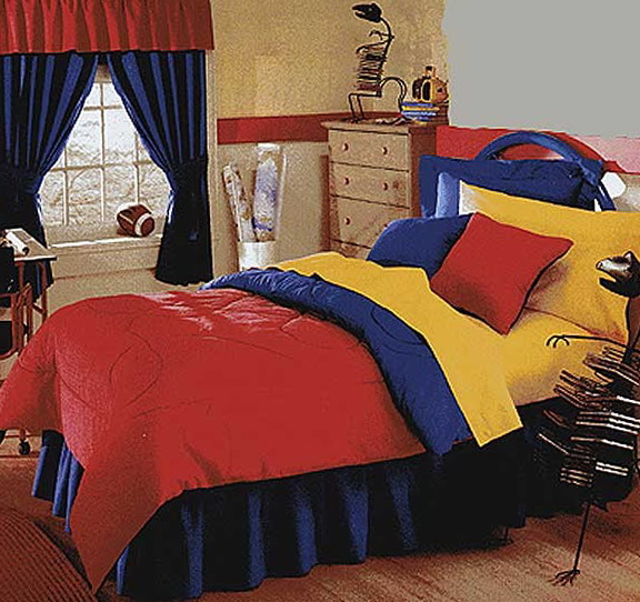 Twin Size Bed In A Bag Sets
