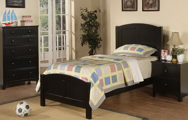 Twin Size Bed Set