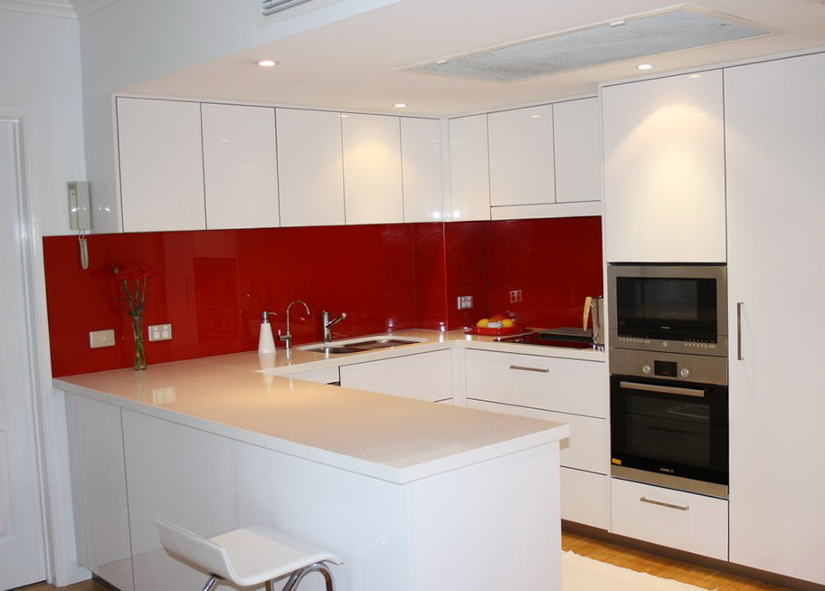 U Shaped Kitchen Renovations