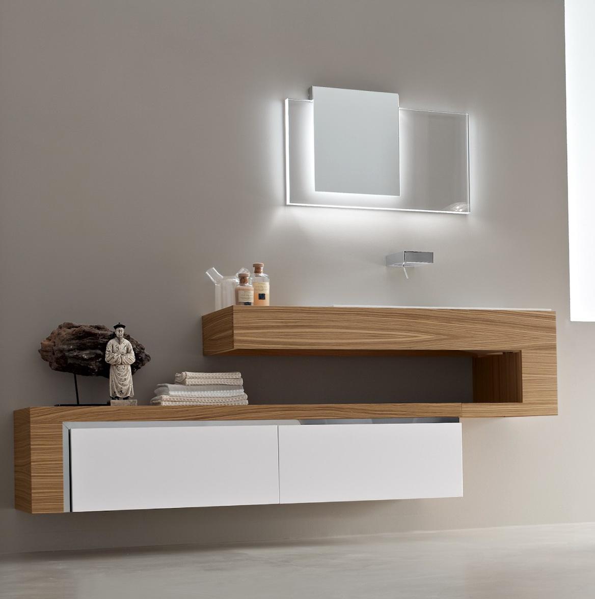 Ultra Contemporary Bathroom Vanities