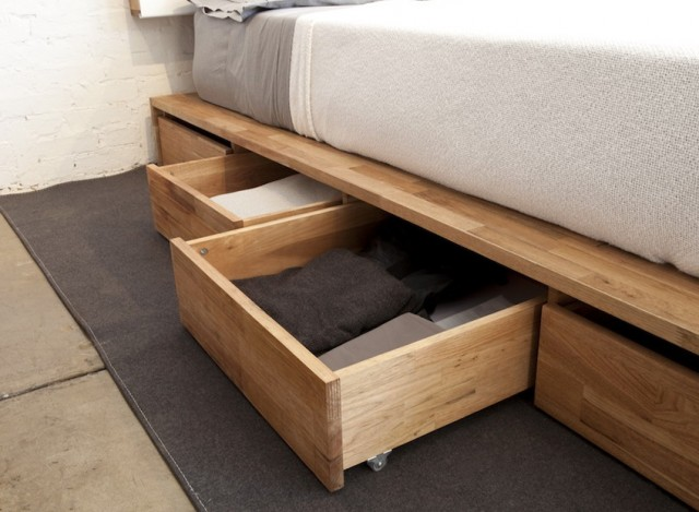 Under Bed Drawers With Wheels