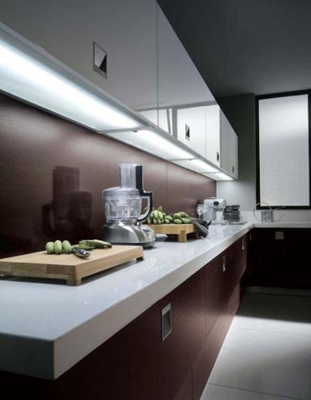 Under Cabinet Lighting Images