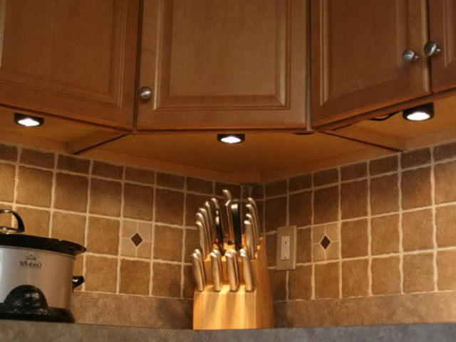Under Cabinet Lights Kitchen