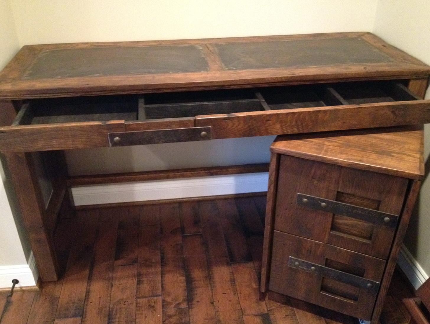 Under Desk Rolling File Cabinet