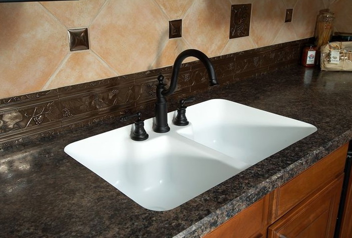 Undermount Kitchen Sinks With Laminate Countertops