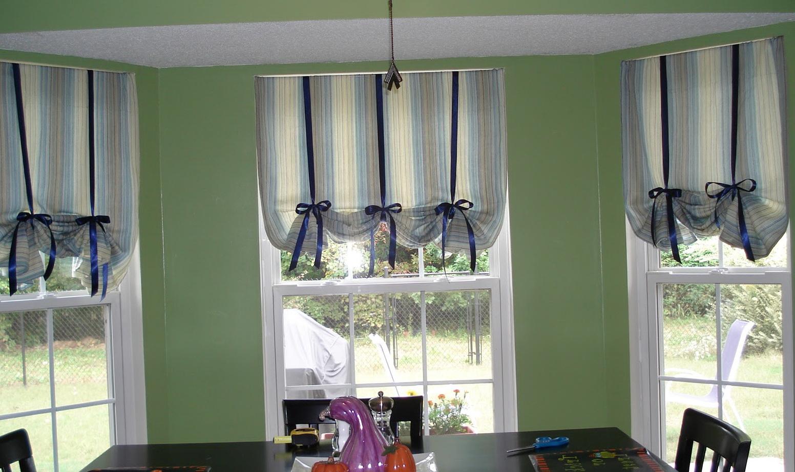 Unique Kitchen Window Curtains