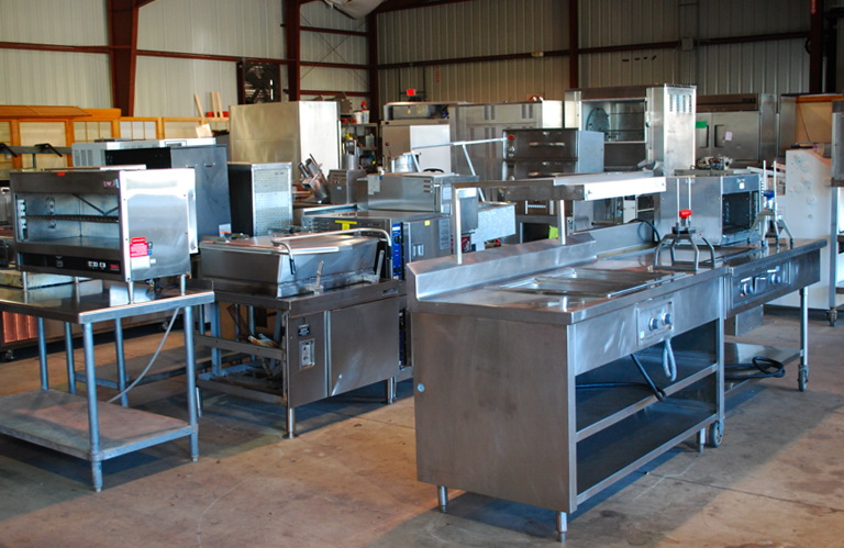 Used Commercial Kitchen Equipment Nyc