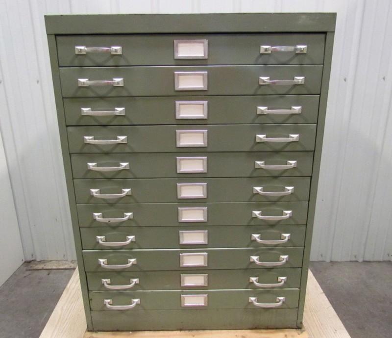 Used Flat File Cabinet