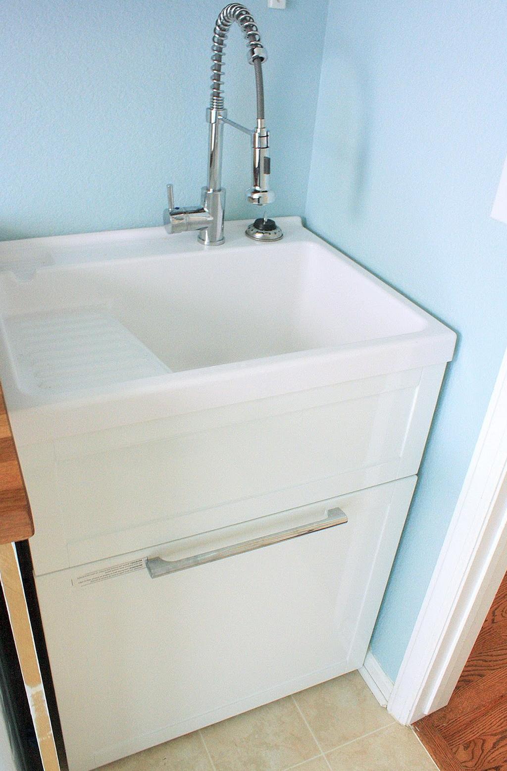 Utility Sink Cabinet Costco