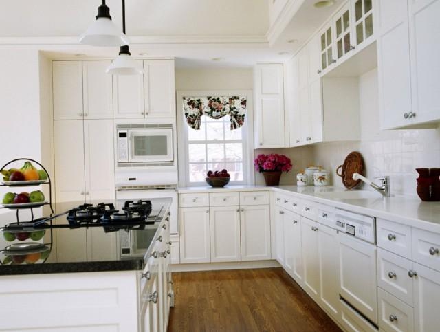 White Kitchen Cabinets Ideas