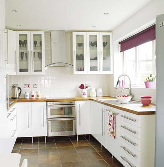 White Kitchen Ideas For Small Kitchens