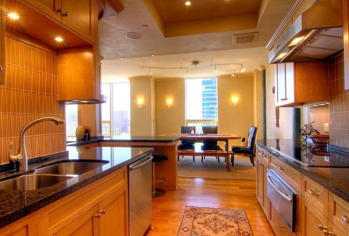 White Oak Kitchen Houston