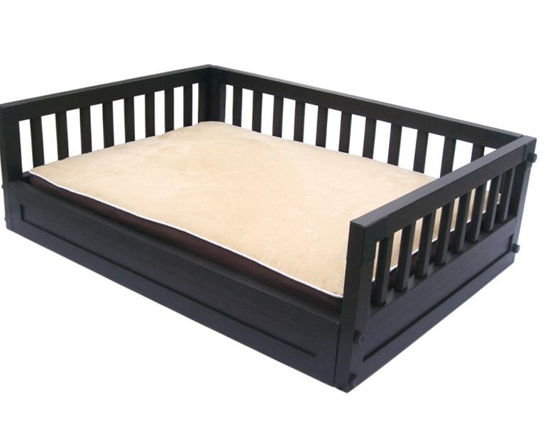 Wooden Dog Bunk Beds