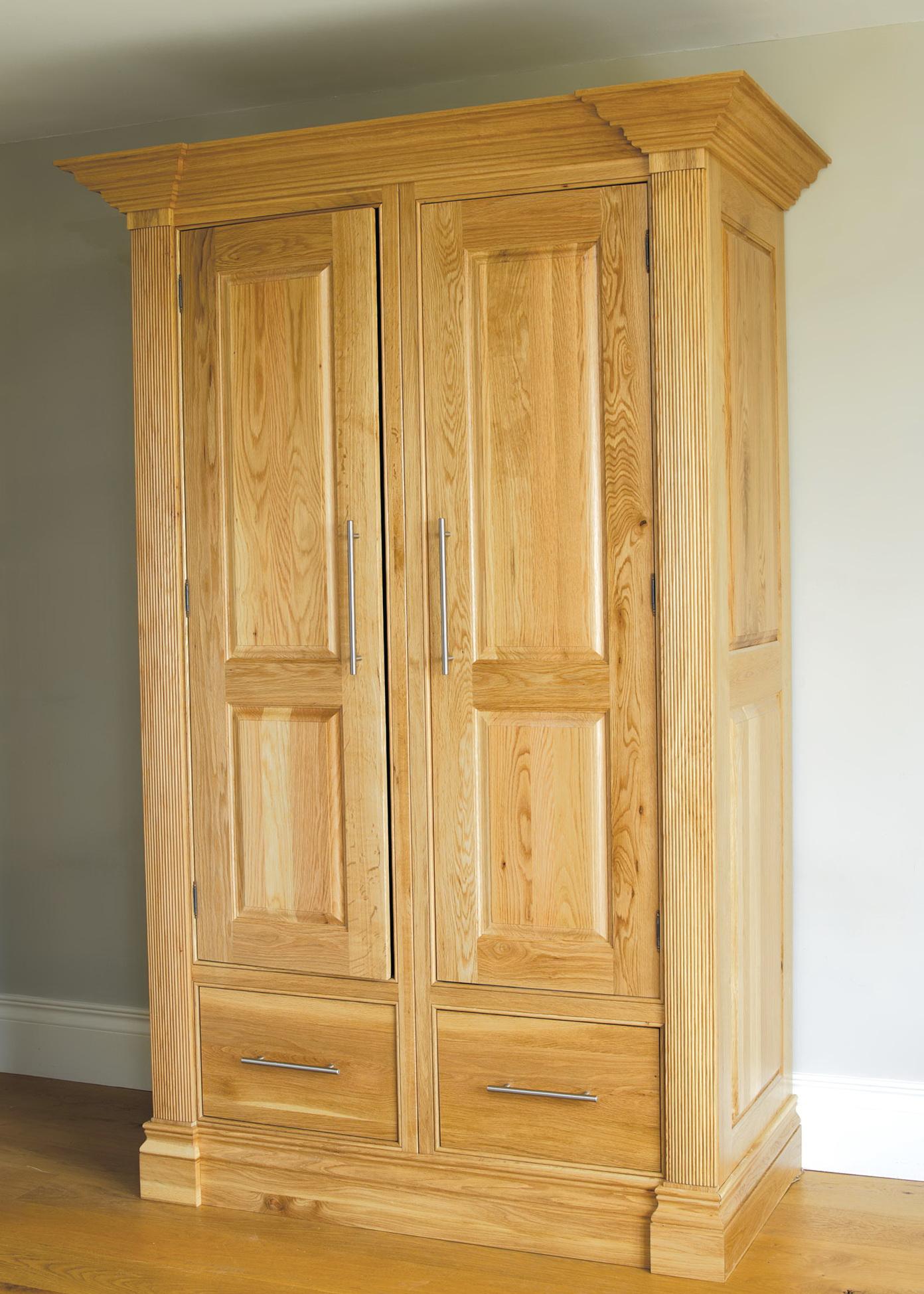 Wooden Gun Cabinet Blueprints