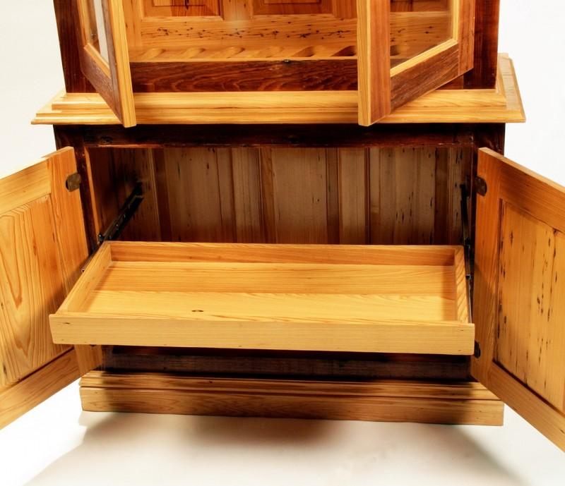 Wooden Gun Cabinet Designs