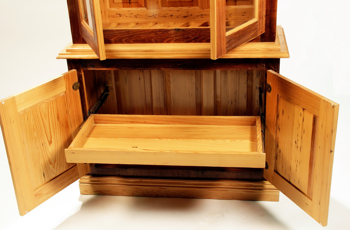 Wooden Gun Cabinet Designs