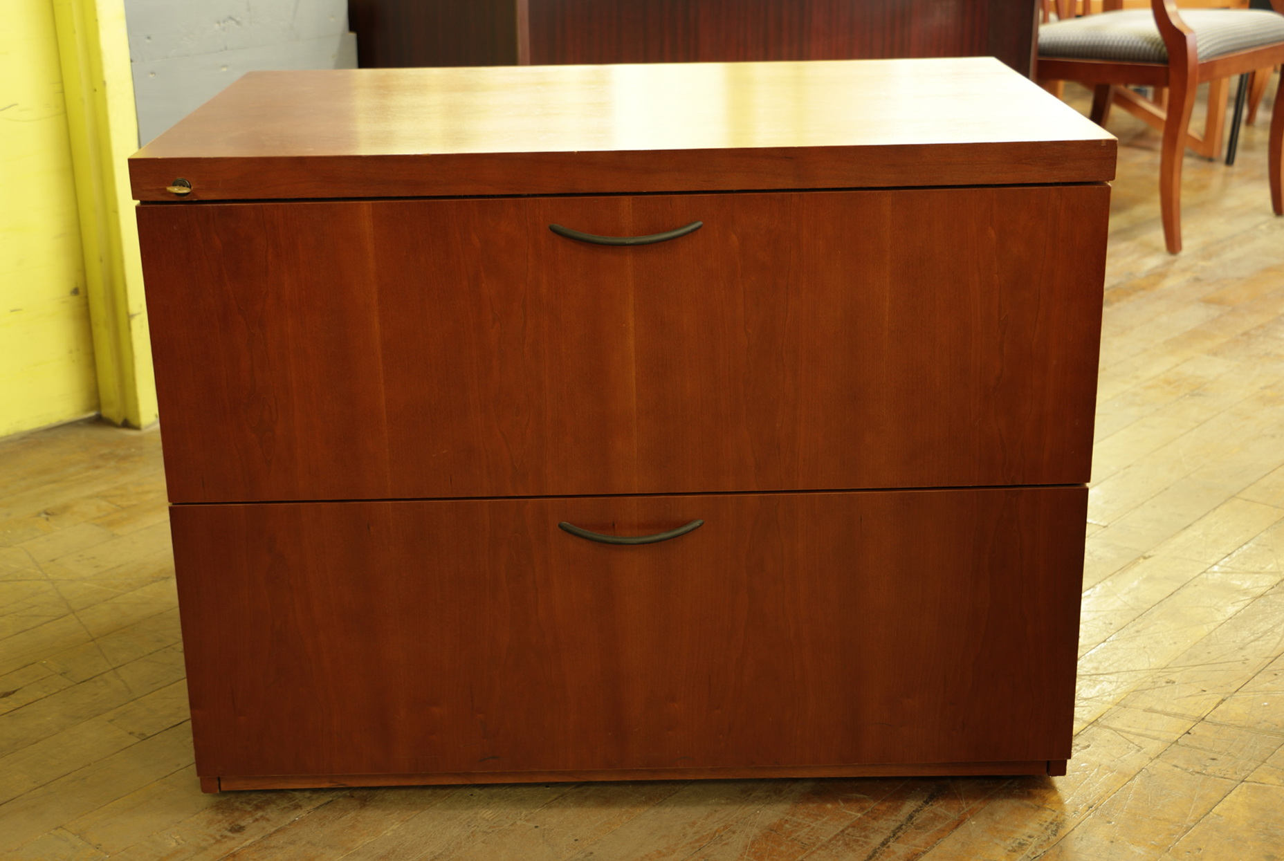 Wooden Lateral File Cabinets