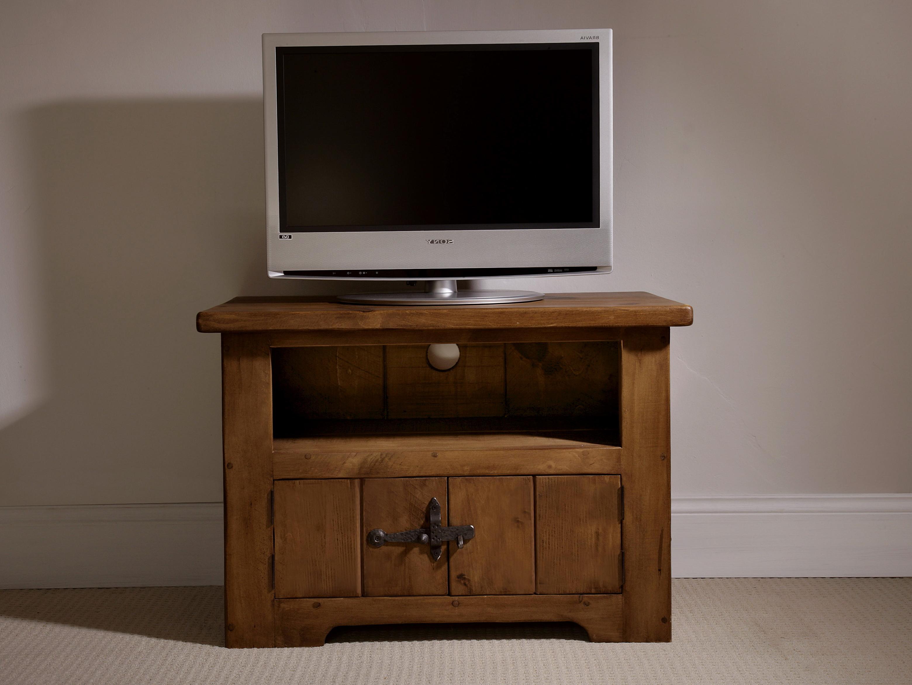 Wooden Tv Cabinet With Doors