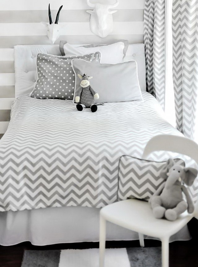 Zig Zag Bedding Queen